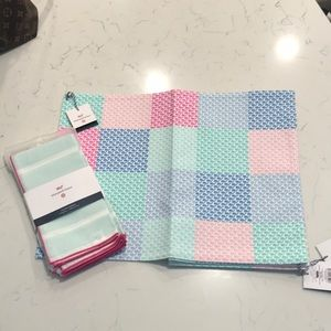 Vineyard Vines Placemats and Napkins